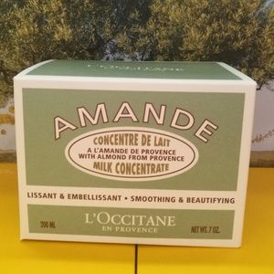 L'Occitane Amande Milk Concentrate